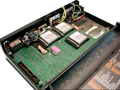 COMPAQ grid laptop 1101 bubbles internal memory
