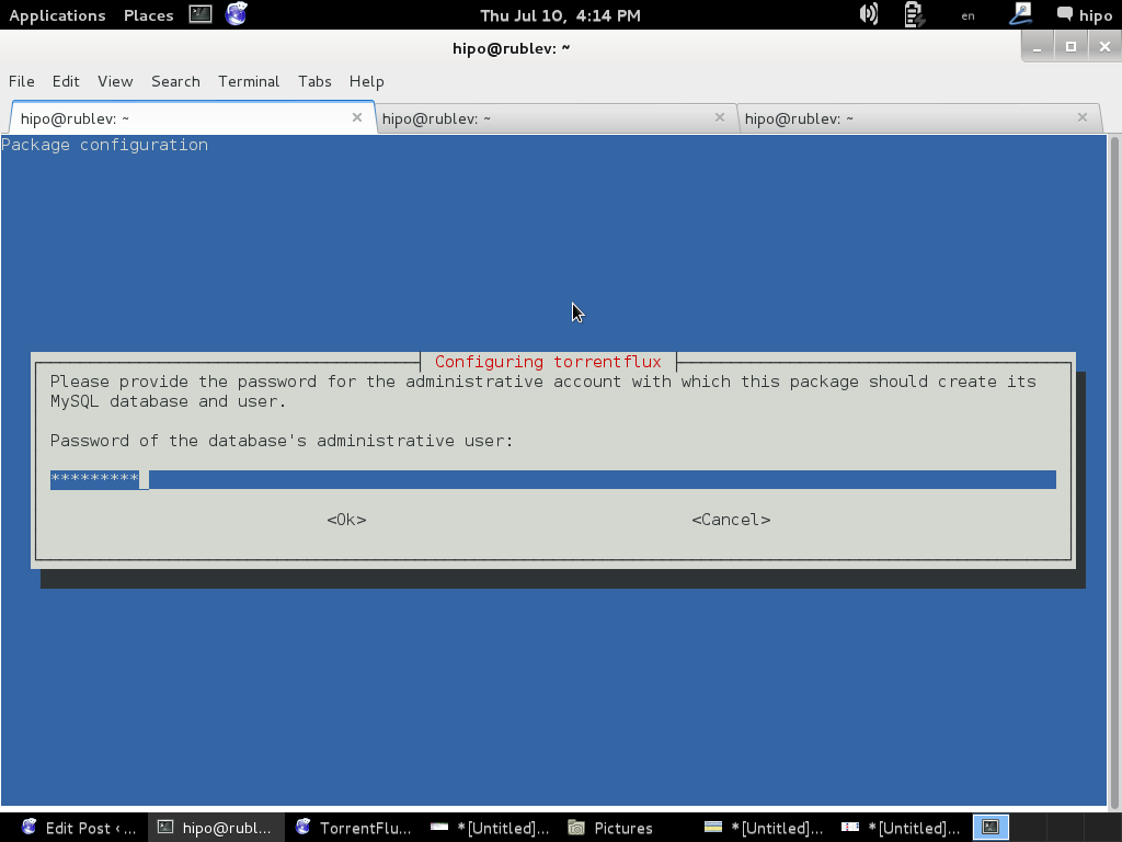 configuring-torrentflux-debian-linux-screenshot 3