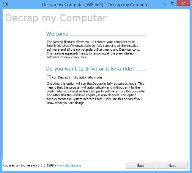 decrap-my-computer-clean-up-bloatware-crapware-on-windows-laptop-main-gui