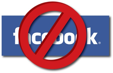 Disable facebook on Windows computers using windows hosts file