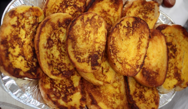Djidji papa the traditional bulgarian breakfast french toast