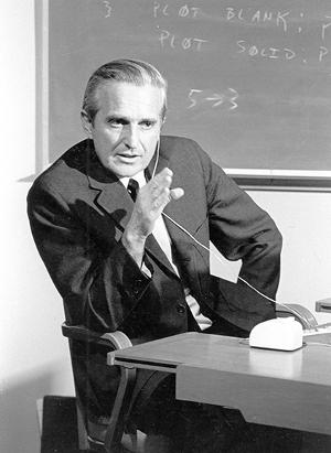 Douglas Engelbart the mother of all demos year 1968