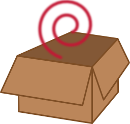 finding debian Ubuntu package repository icon