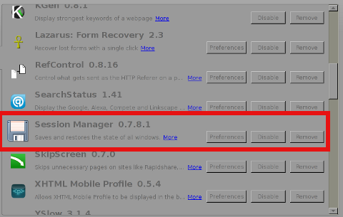 How to make custom installed Firefox restore tabs on browser close up - firefox restore website windows sessions