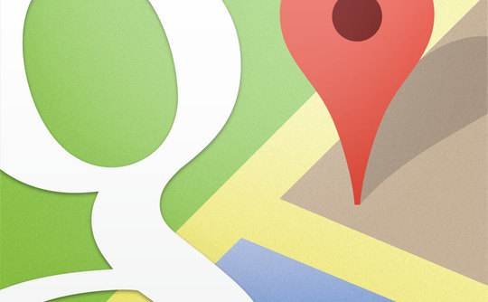 google-location-and-pinpoint-with-a-baloon-logo
