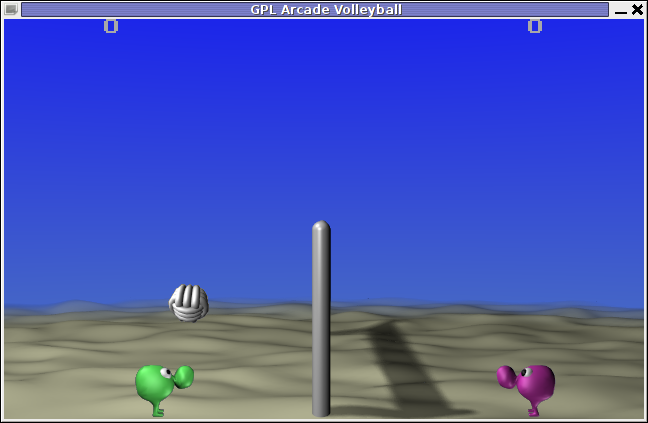 Screenshot GAV FABeach gameplay