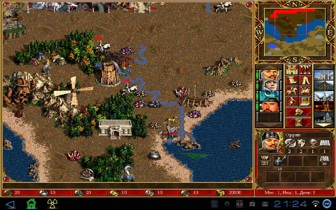 heroes-of-might-and-magic-3-android-usual-game-play-among-best-strategy-games-for-android-platform