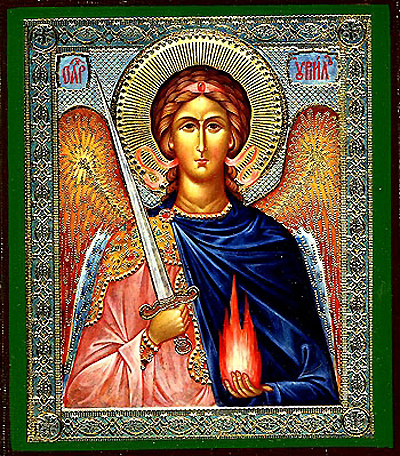 Archangel-Uriel-orthodox-icon