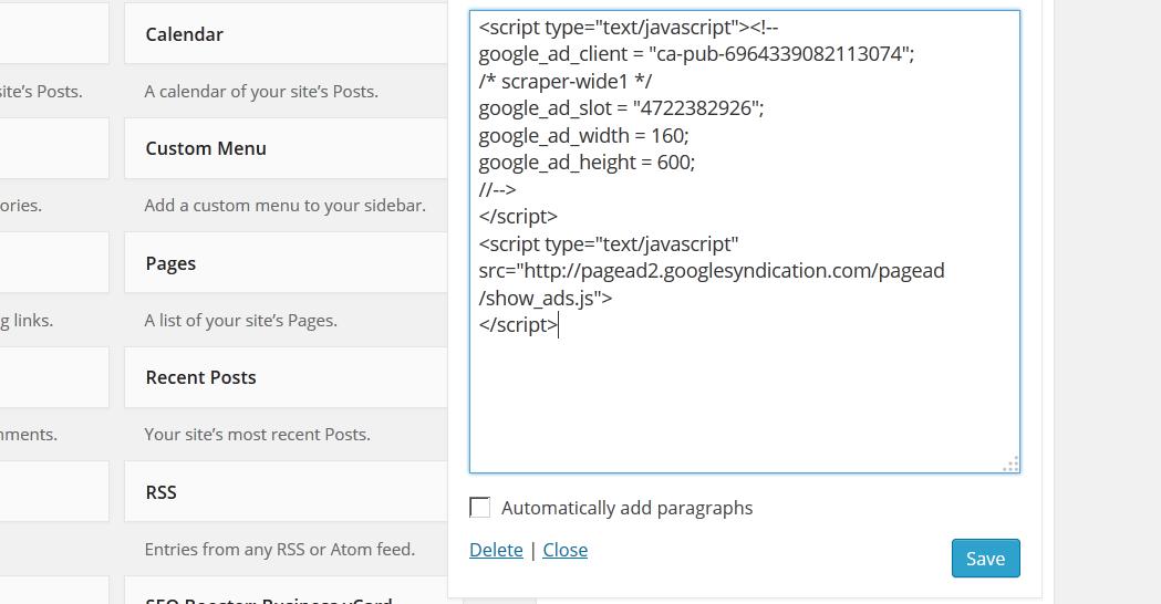 howto-add-adsense-tobuddypress-wordpress-installation-easy-without-plugin