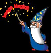 Image Magick logo take screenshot of fullscreen running program with import on Linux / FreeBSD