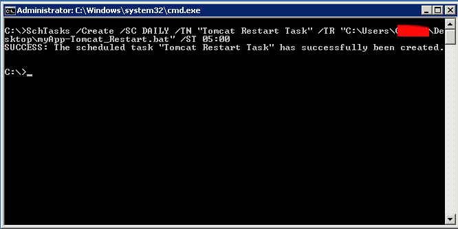 import-new-windows-task-scheduler-task-from-command-line-windows-add-new-cronjob-command-screenshot