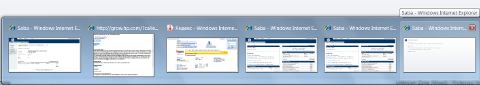 Internet-explorer multiple opened windows annoying behaviour fix howto picture
