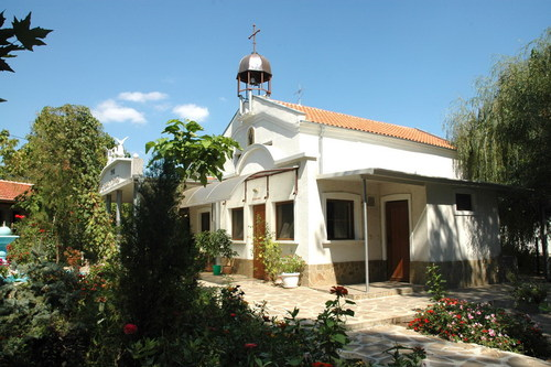 Kabile Monastery Nativity of Theotokos (Bulgaria) monastic church photo