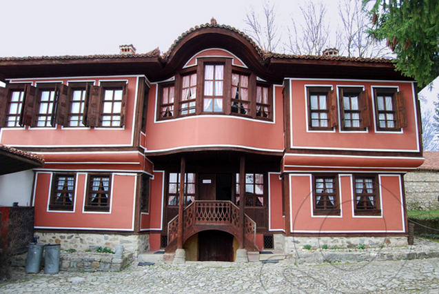 koprivschica-house-museum-in-very-beautiful-architecture-bulgaria