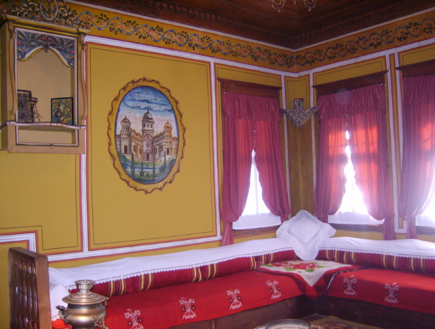 koprivschica-house-museum-room