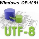 Linux How to make mass file convert of charset windows CP1251 toutf8 and to other encodings