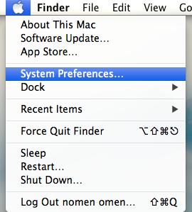 mac-osX-system-preferences