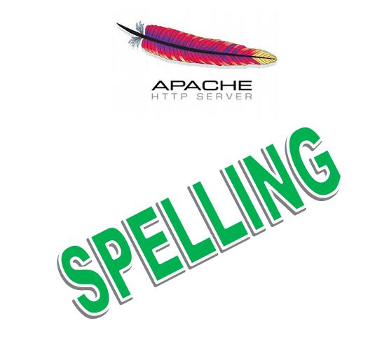 make_apache_fix_mistyped_spelling_urls_errors_and_serve_files_case_insensitive_mod_speling_logo