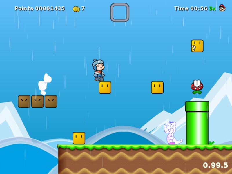 Super Mario for Linux, Super Mario Chronicles