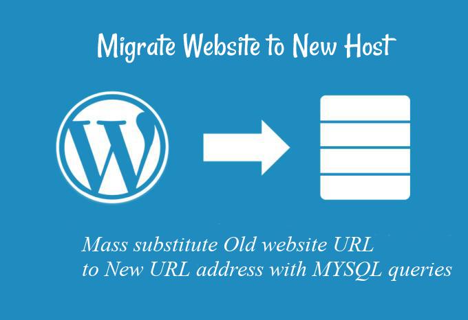 mass-substitute-old-urls-to-new-urls-when-moving-wordpress-website-migrate-wordpress