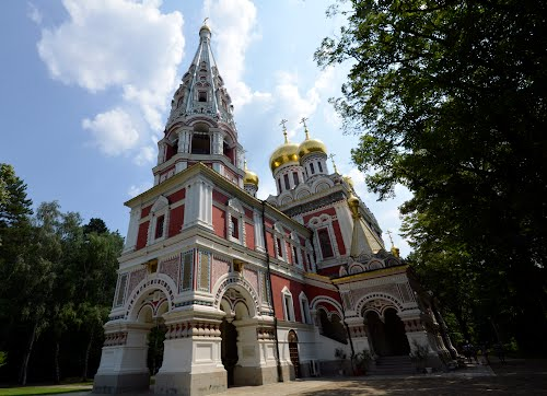 memorial-Russian-Church-of-soldiers-fallen-for-liberation-of-Bulgaria