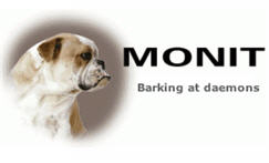 Monit Daemon Service Logo