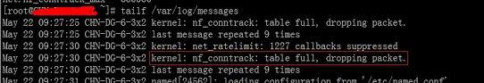 nf_conntrack_table_full_dropping_packet