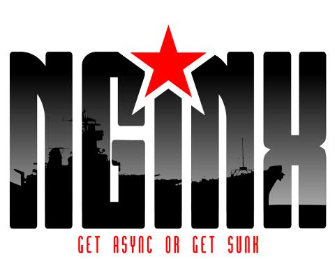 NGINX logo Static Content Serving Stop logging