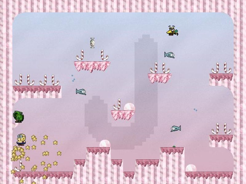 nikwi deluxe Linux level screenshot