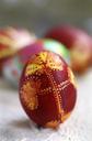 Red Orthodox Egg