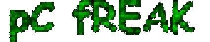 Pc-Freak.net oldschool Logo