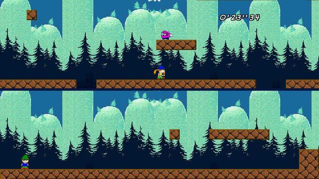 PixDash Linux arcade game screenshot
