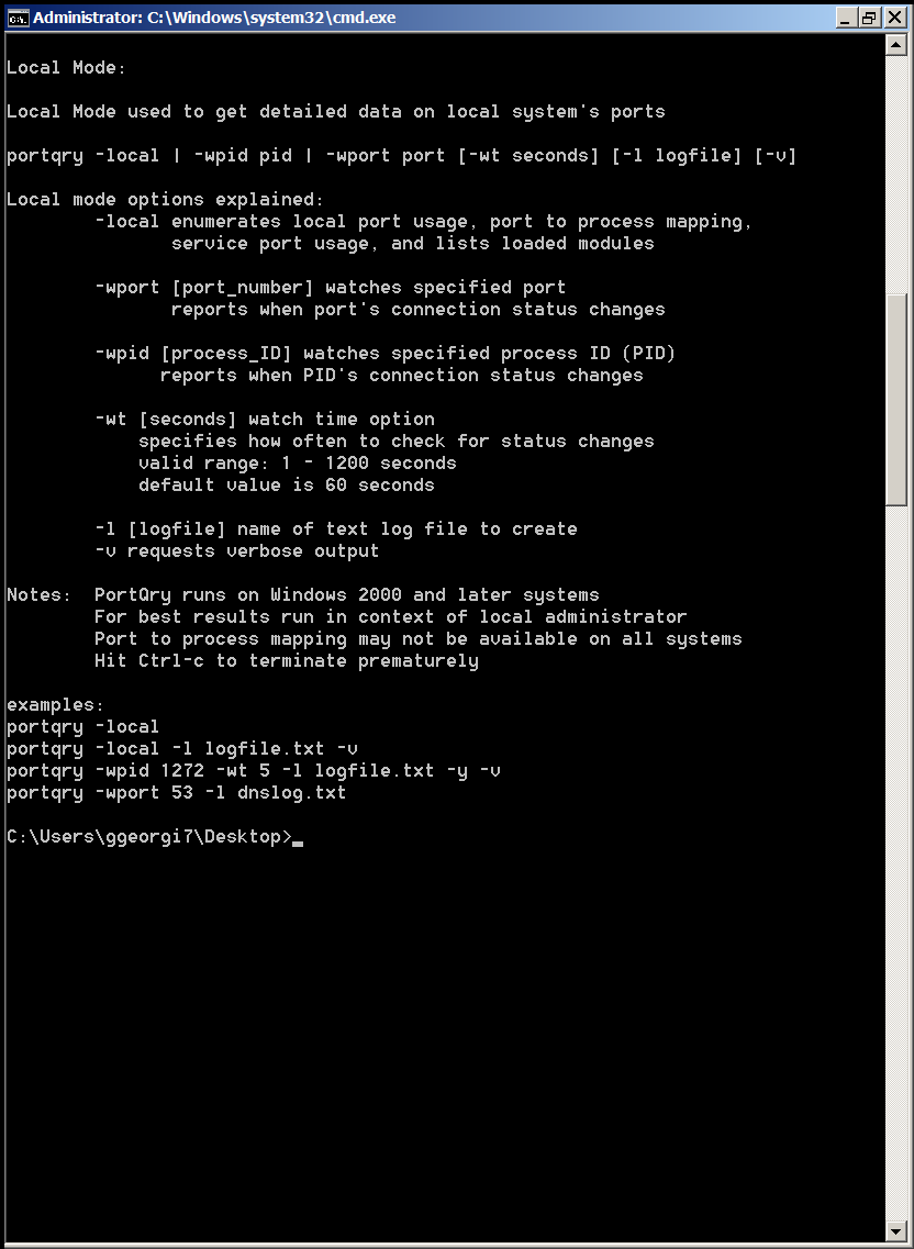 portqry-windows-native-security-port-network-scanner-nmap-equivalent-local-mode-screenshot