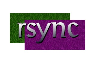 Rsync and Rsync over ssh logo picture