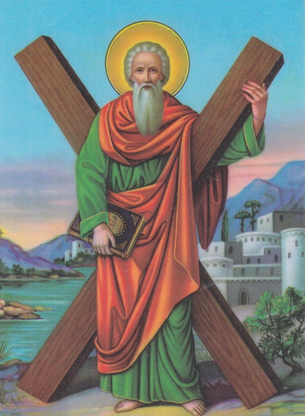 saint-Apostle-Andrew-one-of-the-12-apostles