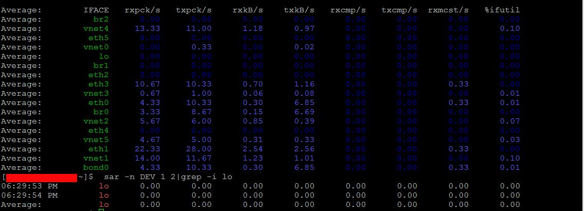 sar-sysstats-network-traffic-statistics-screenshot