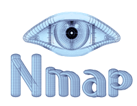 Scanning with nmap checking computer network security Linux FreeBSD Windows Nmap logo