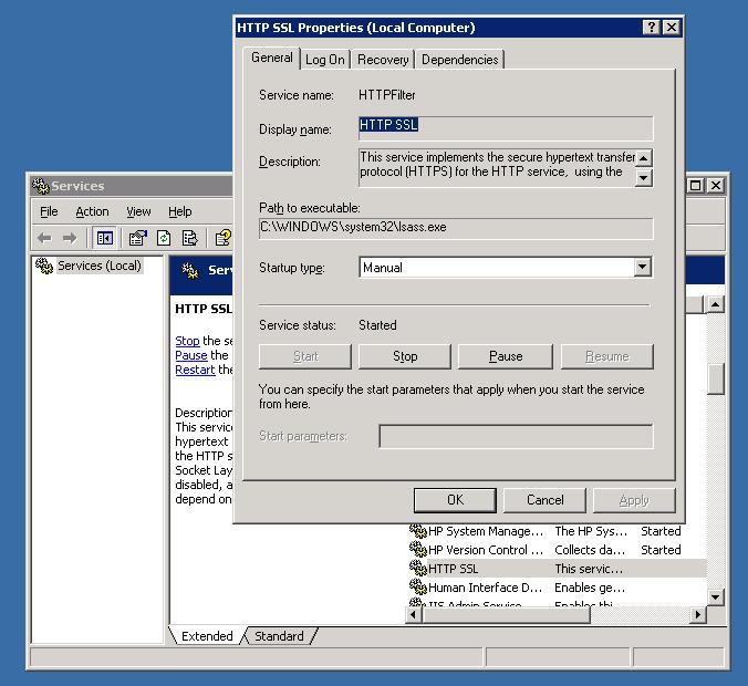 services-msc-stop-microsoft-iis-webserver