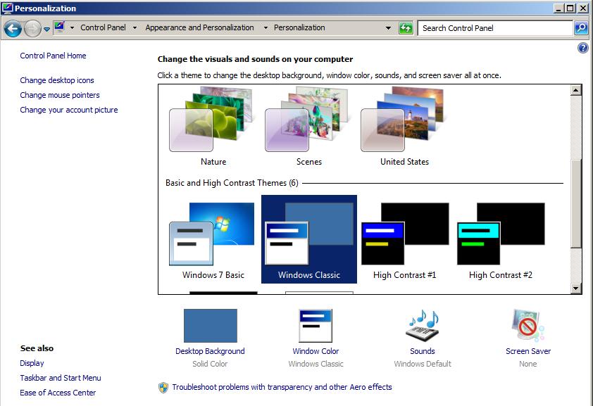 set-windows-classic-theme-to-rewind-windows-7-nice-old-school-start-button-windows-7