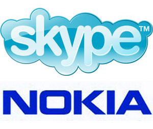 Skype on Nokia 9300i
