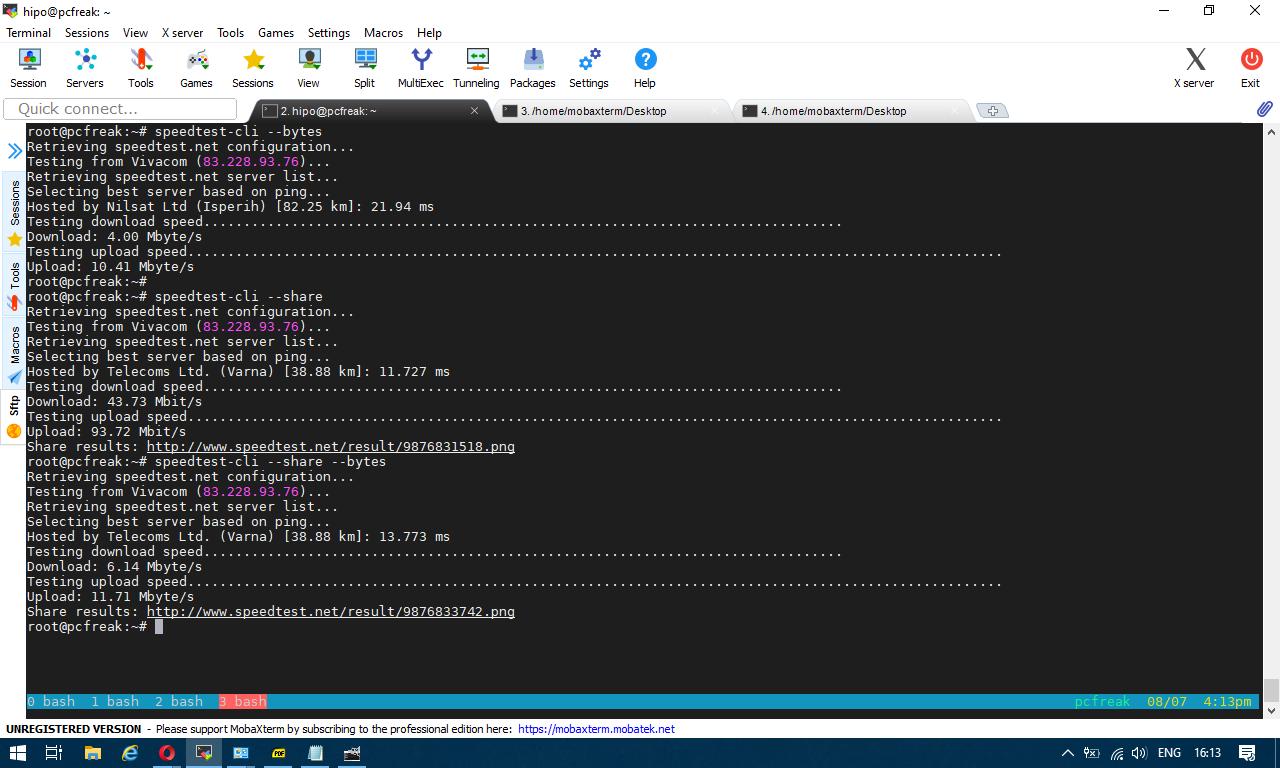 speedtest-screenshot-linux-terminal-console-cli-cmd-options