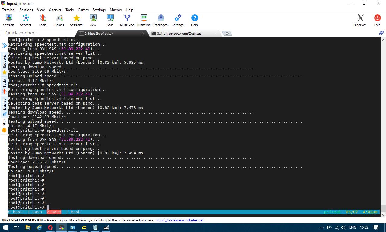 speedtest-screenshot-linux-terminal-console-cli-cmd