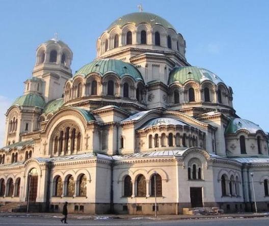 st Alexander Nevsky Cathedral Sofia Bulgaria