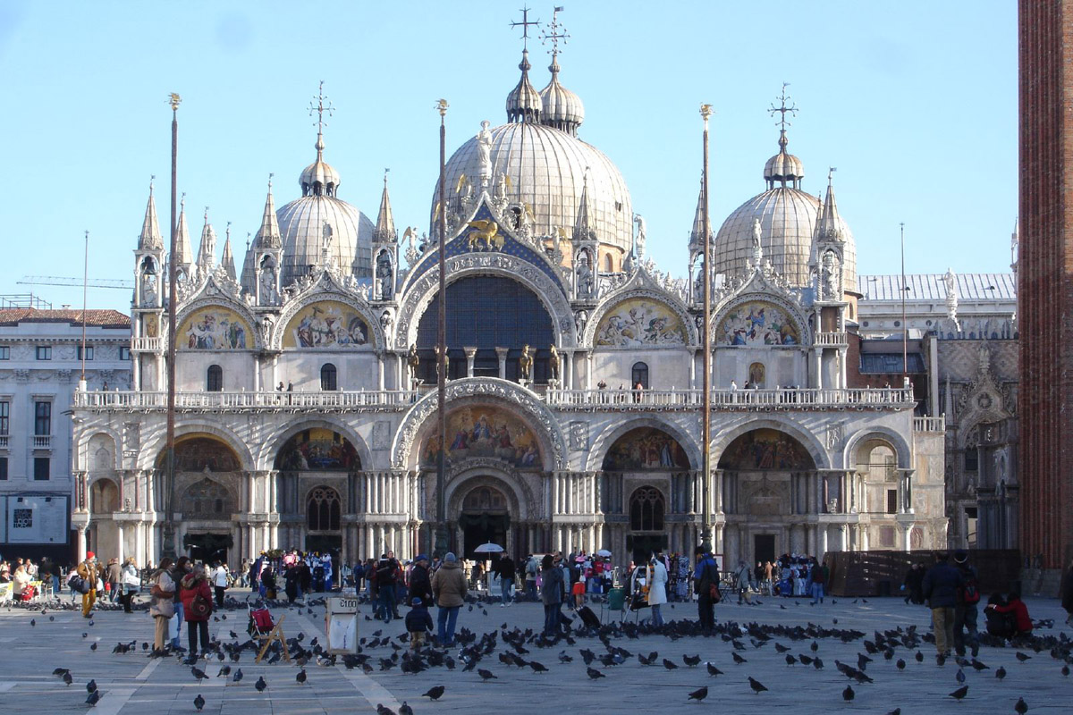 st-Marks-basilica-cathedral-church-where-are-kept-holy-relics-of-saint-Mark-San-Marco-basilica