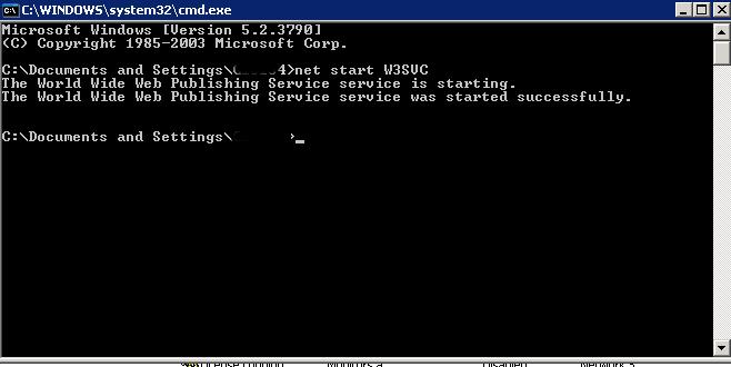 start-restart-IIS-webserver-screenshot