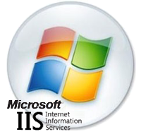 start-stop-restart-microsoft-iis-howto-iis-server-logo