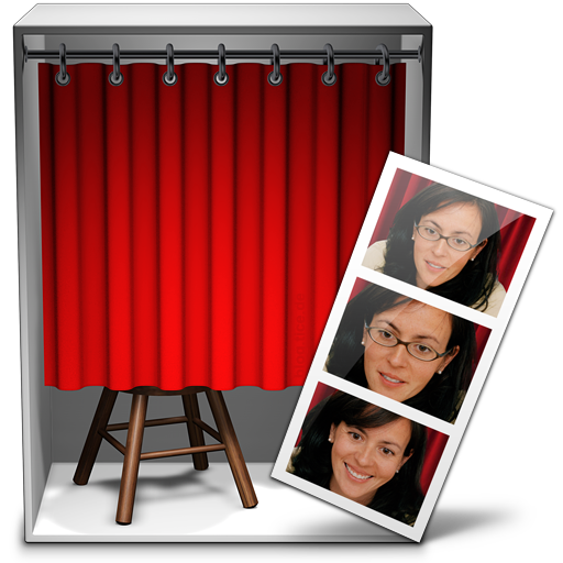 take-picture-or-video-with-built-in-camera-on-MacOSX-PhotoboothLOGO