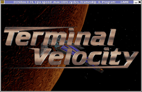 Play Terminal Velocity (Terminal Reality) 3D shooter DOS ...