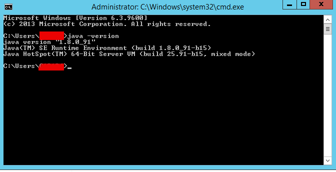 test-java-version-on-microsoft-windows-command-howto-screenshot