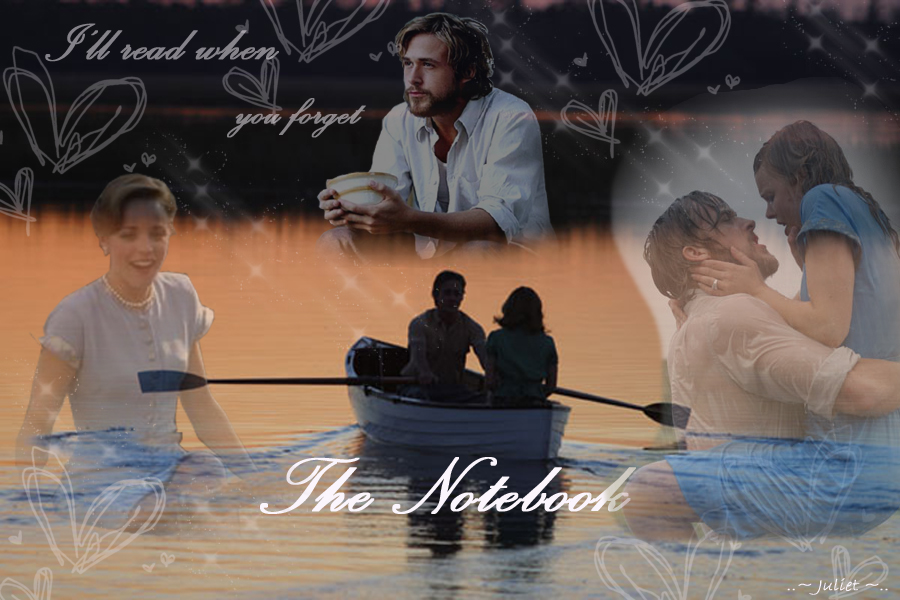 The Notebook a great Romance Movie worthy to be seen